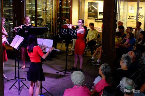 Flute Tree Ensemble