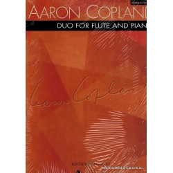 Copland A. - Duo  for Flute & Piano (B & H)