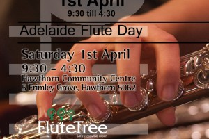 Adelaide Flute Day - We get Around !