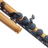 Guo New Voice Bass Flute-Brown