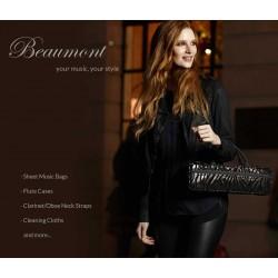 Beaumont flute case cover