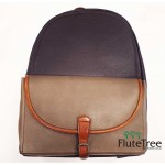 EBO Leather Flute Backpack