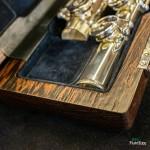Ebo Wenge Wood Handmade Flute Case