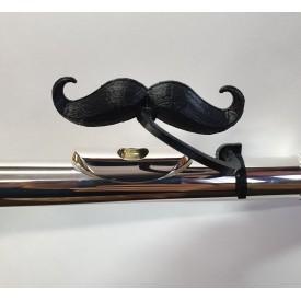 Brasstache for Flute