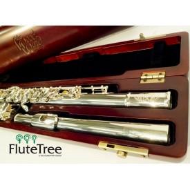 TWG Wooden flute case