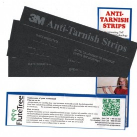 Anti Tarnish Strips - Pack of 10