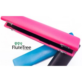 TWG Colourful flute case