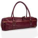 FluterScooter - Wine coloured Flute Bag