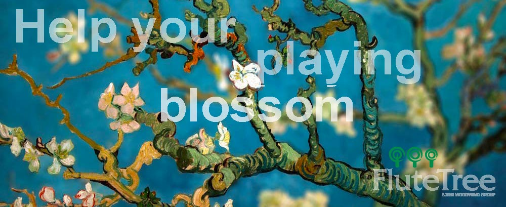 Help Your Playing Blossom
