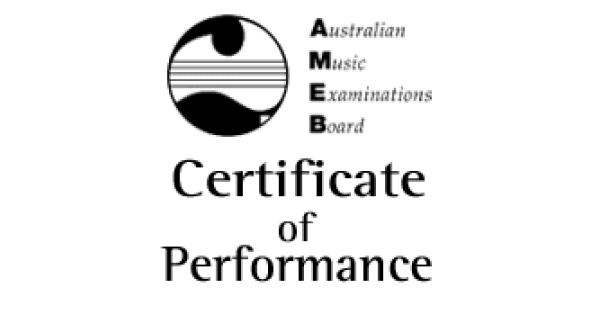 Ameb Certificate Of Performance