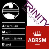Exam music (206)