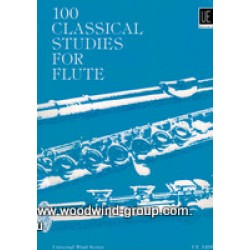 100 Classical Studies For Flute (Vester)