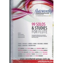 99 Solos & Studies For Flute (Fluteworthy)