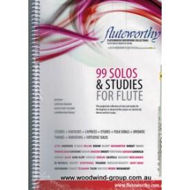 99 Solos & Studies For Flute (Fluteworthy)