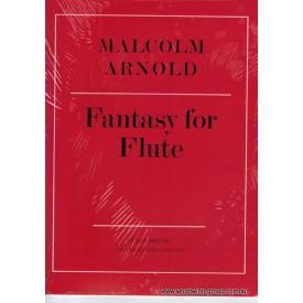 Arnold M Fantasy Op 89 (Faber) Fl Solo