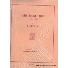 Aubain J. Air Baroque (Leduc)