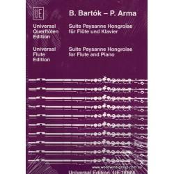 Bartok/Arma. Suite Paysanne Hongroise, Scherzo & Vieilles Danses