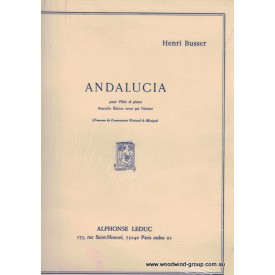Busser, H. Andalucia