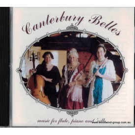 Cd Reardon Diana. Canterbury Belles