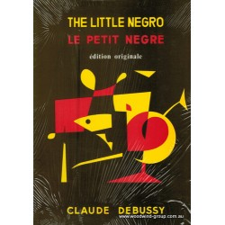 Debussy C. The Little Negro (Leduc)