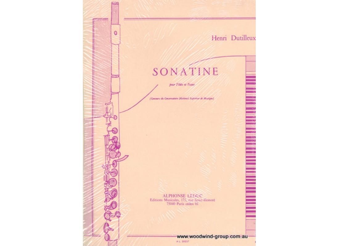 dutilleux sonatine Only available on itunes the wind compositions of henri dutilleux 1 sonatine pour flûte et piano amy porter 2 sonate pour hautbois et piano: i aria: grave.