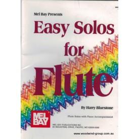 Easy Solos For Flute (Ed. Bluestone)