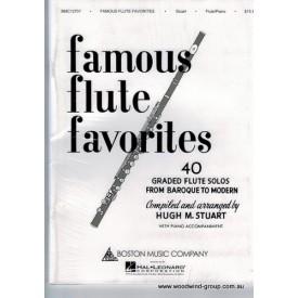 Famous Flute Favourites Ed H. Stuart (Boston)