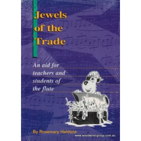 Haldane Rosemary  Jewels Of The Trade