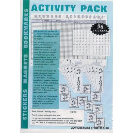 Haldane Rosemary Activity Pack
