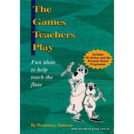 Haldane Rosemary The Games Teachers Play