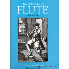 Hart A.  Introduction To The Flute (Emerson)