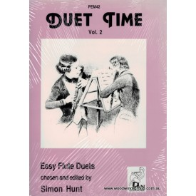 Hunt Duet Time (Easy Flute Duets Vol 2)