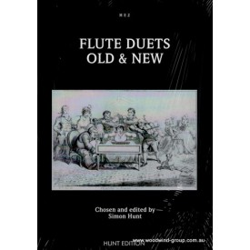 Hunt, S. Flute Duets Old And New (2 Flutes)