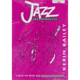 Jazz Incorporated  Vol. 2 Flute (Bailey)