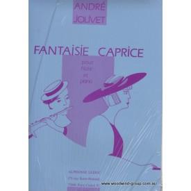 Jolivet A. Fantaisie Caprice (Leduc)