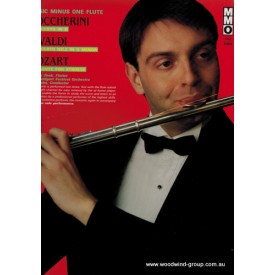 MMO - Mozart, Vivaldi and Boccherini (CD)