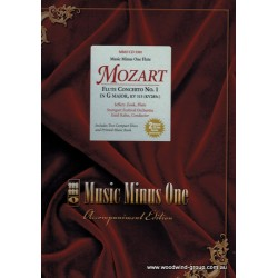 Mmo  Mozart Flute Concerto In G(Cd)