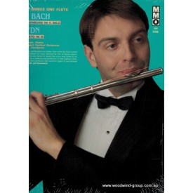 MMO - Bach Brandenberg in F No.2/Haydn Concerto in D (CD)