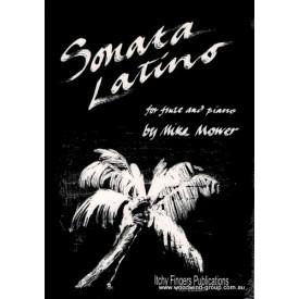 Mower M.  Sonata Latino Fl/Pno (IFP)