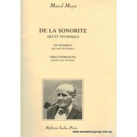 Moyse De La Sonorite (Leduc)