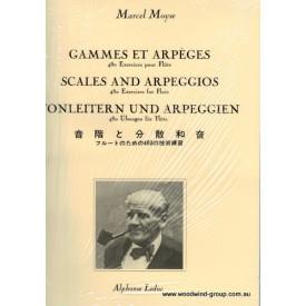 Moyse Gammes Et Arpeges (Leduc)