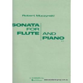 Muczynski R. Sonata Op. 14 (Schirmer)