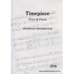 Negerevich  N.  Timepiece  (Dorian)