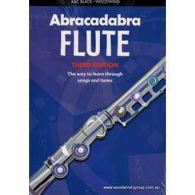 Abracadabra Flute (Pupils Book & 2 CDs) 3rd Edition