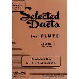 Rubank Selected Duets Vol II (Voxman)