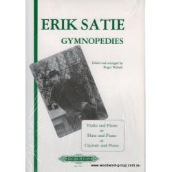 Satie, E.  Gymnopedies (Arr.Nichols, R.)