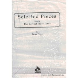 """Selected Pieces From The """"Perfect"""" Flute Tutor Bk.1"""
