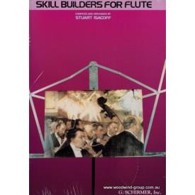 Skill Builders For Flute
