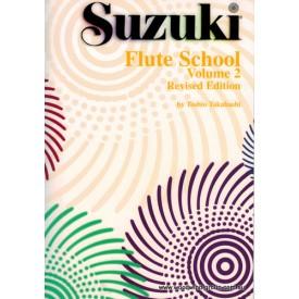 Suzuki Flute School Bk 2 Fl Part Revised Takahashi