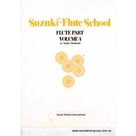 Suzuki Method Flute Part Vol 3  Wc
